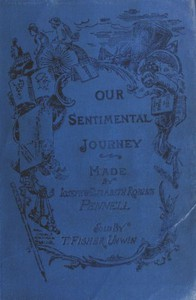 Cover of Our sentimental journey through France and ItalyA new edition with Appendix