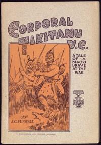 Cover of Corporal Tikitanu, V.C.