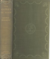 Cover of The Zincali: An Account of the Gypsies of Spain