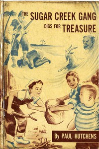 Cover of The Sugar Creek Gang Digs for Treasure