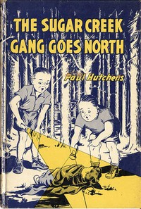 Cover of The Sugar Creek Gang Goes North