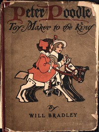 Cover of Peter Poodle, Toy Maker to the King