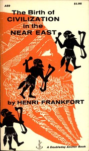 Cover of The Birth of Civilization in the Near East