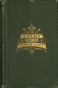 Cover of Poems from the Inner Life