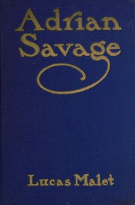 Adrian Savage: A Novel
