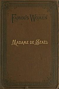 Cover of Madame de Staël