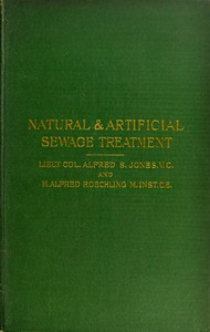 Cover of Natural & Artificial Sewage Treatment