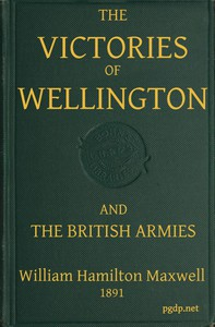 Cover of The Victories of Wellington and the British Armies
