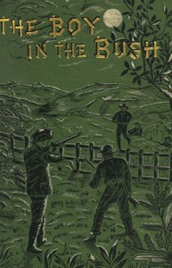 Cover of The Boy in the Bush