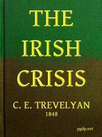 Cover of The Irish Crisis