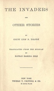 Cover of The Invaders, and Other Stories