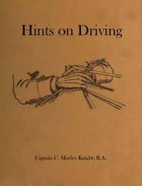 Cover of Hints on Driving