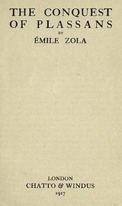 Cover of The Conquest of Plassans (La Conquête de Plassans)
