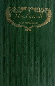 Cover of Mrs. Farrell