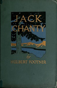 Cover of Jack Chanty: A Story of Athabasca