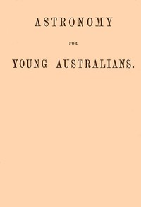 Cover of Astronomy for Young Australians