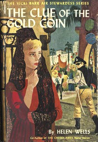 Cover of The Clue of the Gold Coin