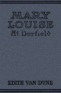 Cover of Mary Louise at Dorfield