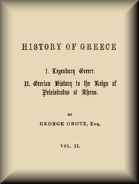 History of Greece, Volume 02 (of 12)