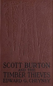 Cover of Scott Burton and the Timber Thieves