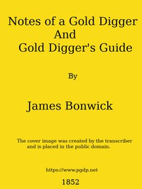 Cover of Notes of a Gold Digger, and Gold Diggers' Guide