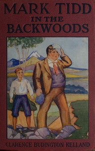 Cover of Mark Tidd in the Backwoods