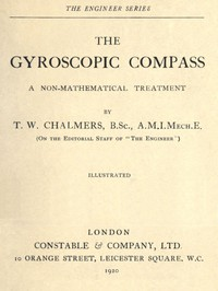 The Gyroscopic Compass: A Non-Mathematical Treatment
