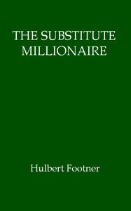 Cover of The Substitute Millionaire