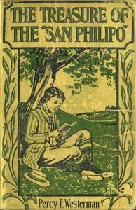 "Cover of The Treasure of the ""San Philipo"""