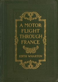 Cover of A Motor-Flight Through France