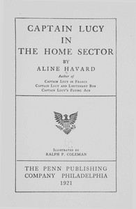 Cover of Captain Lucy in the Home Sector