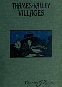 Cover of Thames Valley Villages, Volume 1 (of 2)