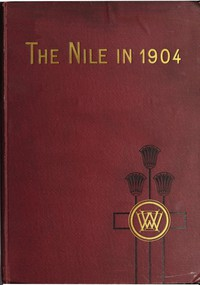 Cover of The Nile in 1904