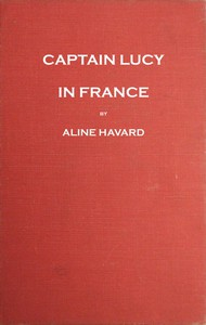 Cover of Captain Lucy in France