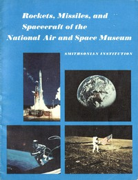 Cover of Rockets, Missiles, and Spacecraft of the National Air and Space Museum, Smithsonian Institution