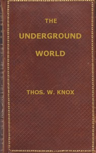 The Underground World: A mirror of life below the surface