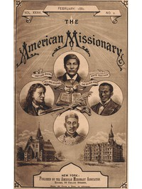 Cover of The American Missionary — Volume 36, No. 2, February, 1882