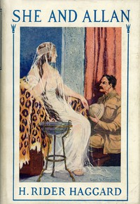 Cover of She and Allan