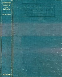 Cover of Confidential Chats with Boys