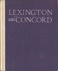 Cover of Lexington and Concord: A Camera Impression