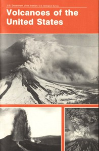 Cover of Volcanoes of the United States