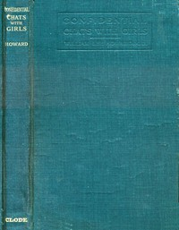 Cover of Confidential Chats with Girls