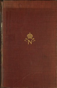 Cover of The Comedy & Tragedy of the Second Empire Paris Society in the Sixties; Including Letters of Napoleon III., M. Pietri, and Comte de la Chapelle, and Portraits of the Period