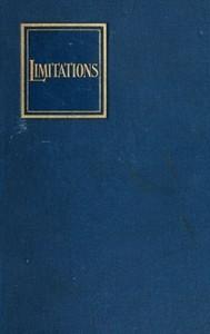 Cover of Limitations: A Novel