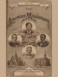 The American Missionary — Volume 36, No. 4, April, 1882