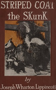 Cover of Striped Coat, the Skunk