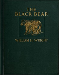 Cover of The Black Bear