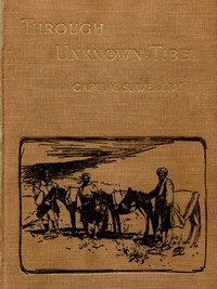 Cover of Through Unknown Tibet