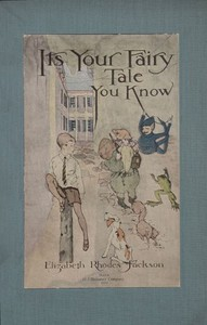 Cover of It's Your Fairy Tale, You Know