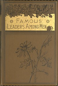 Cover of Famous leaders among men